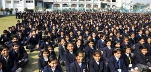 perierga.gr - Το μεγαλύτερο σχολείο στον κόσμο!