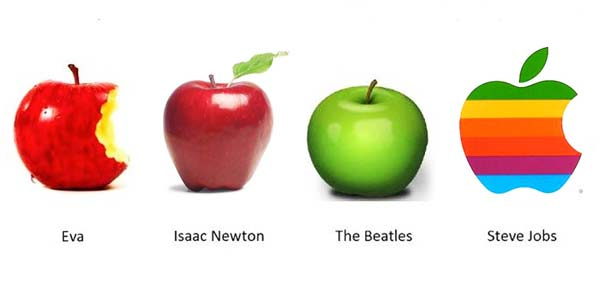 perierga.gr - Τα τέσσερα μήλα που άλλαξαν τον κόσμο!