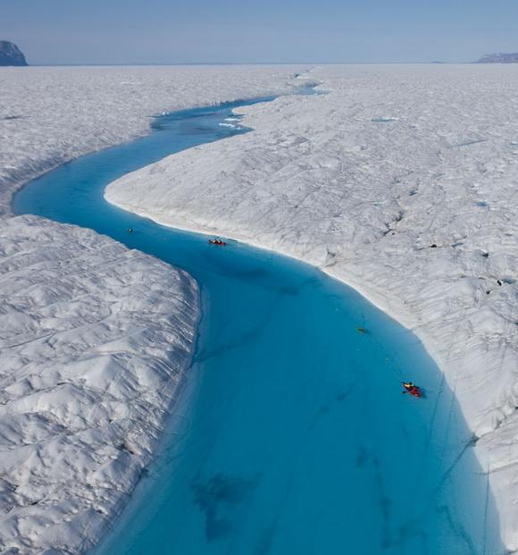 perierga.gr - Ασυνήθιστοι σχηματισμοί πάγου στη φύση!