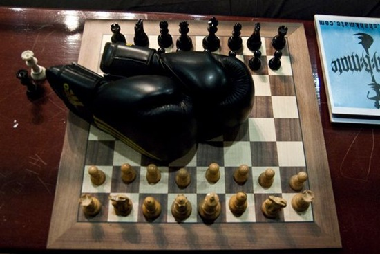 perierga.gr - Σκάκι & πυγμαχία: Ένα παράξενο άθλημα!
