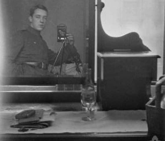 perierga.gr - Ο πρώτος άνθρωπος που φωτογράφισε τον εαυτό του!