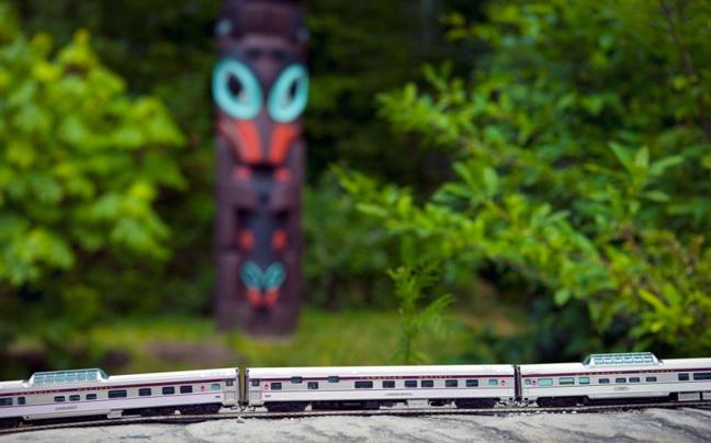 Perierga.gr - Οι πιο εντυπωσιακές διαδρομές με τρένο