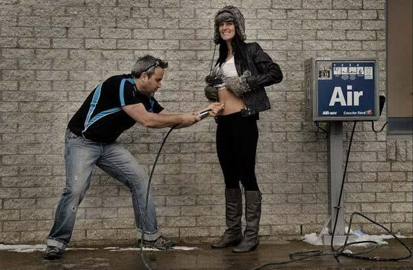perierga.gr - Τα στάδια της εγκυμοσύνης με χιουμοριστική διάθεση!