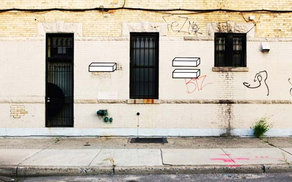 "perierga.gr - ""Έξυπνη"" τέχνη του δρόμου με... μαθηματικά!"