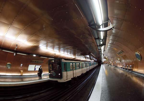 perierga.gr - Τα ωραιότερα Μετρό στον κόσμο!