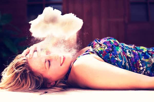 perierga.gr - Μαγικά σύννεφα... μινιατούρες!