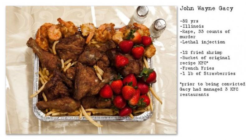 perierga.gr - Παράξενα τελευταία γεύματα καταδίκων σε θανατική ποινή!