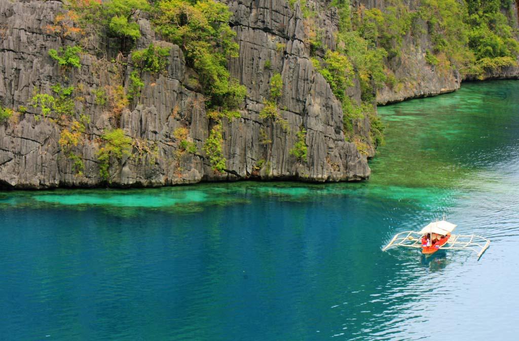 perierga.gr - Kayangan Lake : Ένα από τα μεγαλύτερα θαύματα της φύσης!