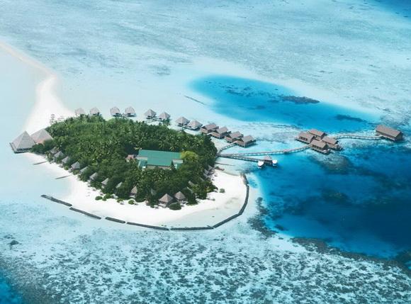 perierga.gr - 13+1 εξωτικά ξενοδοχεία που θα ήθελες να... ναυαγήσεις!