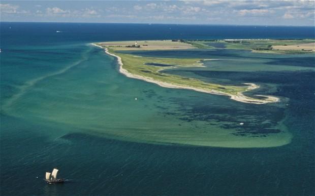 perierga.gr - Νέο νησί δημιουργήθηκε στη Γερμανία!