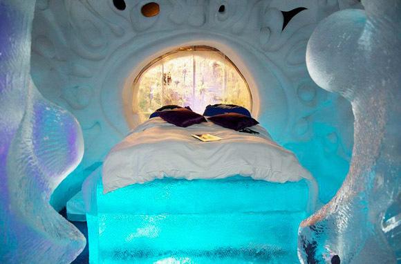 """perierga.gr - Τα 10 ωραιότερα """"παγωμένα"""" ξενοδοχεία στον κόσμο!"""