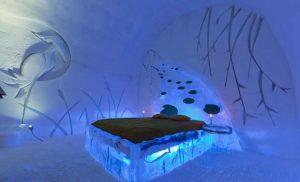 Τα ωραιότερα ξενοδοχεία φτιαγμένα από πάγο!