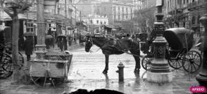 Η οδός Πατησίων 100 χρόνια πριν!