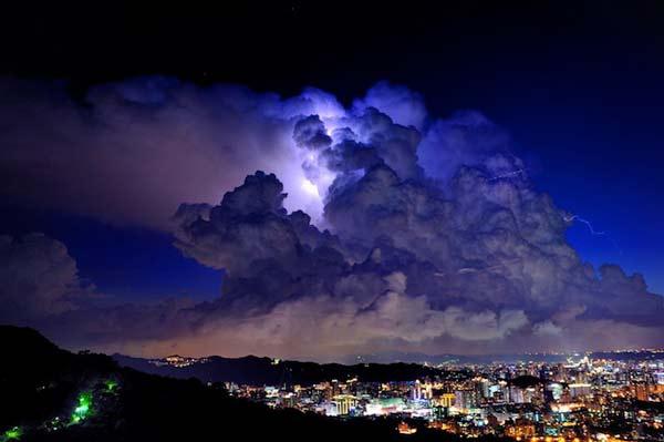 perierga.gr - Απίθανα σύννεφα στον ουρανό του κόσμου!