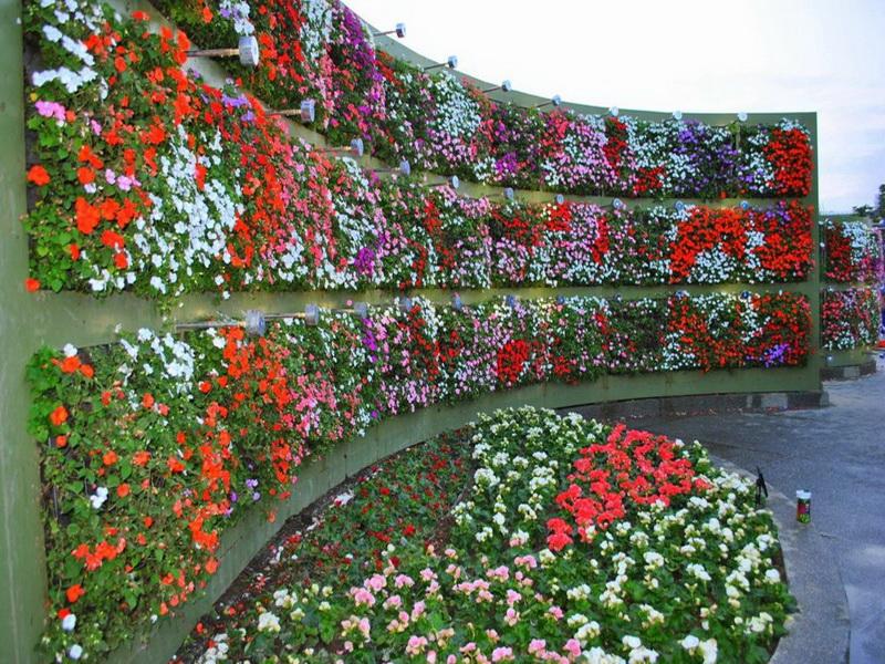 perierga.gr - Οι ωραιότεροι κάθετοι κήποι στον κόσμο!