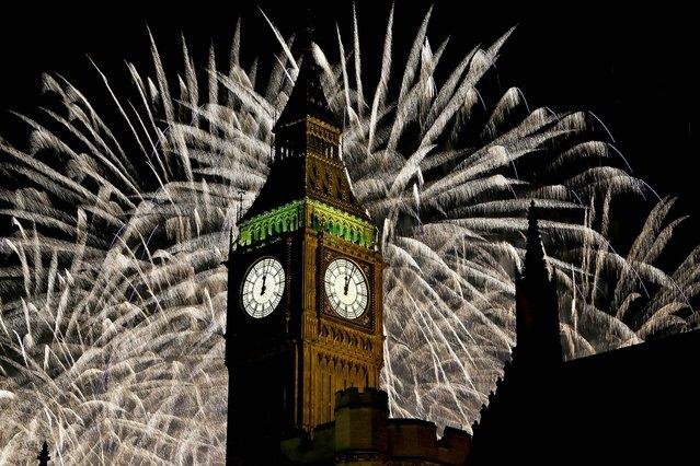 perierga.gr - Ο εορτασμός της Πρωτοχρονιάς στον κόσμο!
