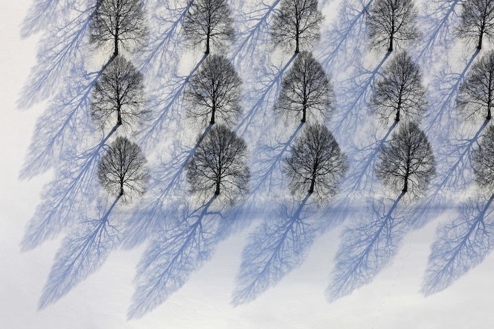 perierga.gr - Από ψηλά η Γη μοιάζει με... ζωγραφιά!