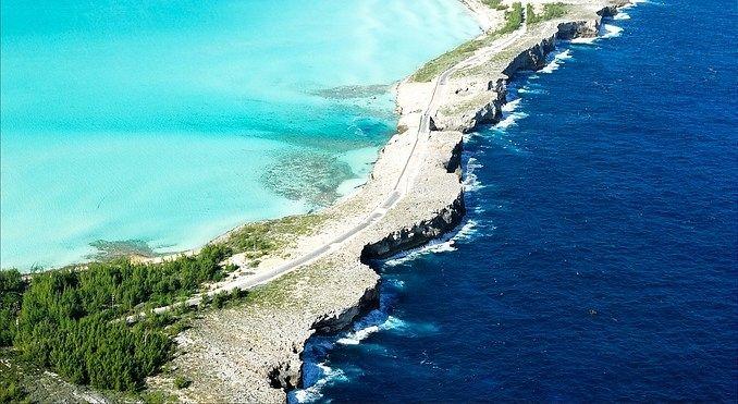 "perierga.gr - Εκεί που ""ενώνεται"" η Καραϊβική με τον Ατλαντικό!"