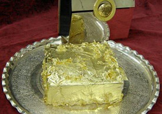 perierga.gr - 10 επιδόρπια που αξίζουν... χρυσάφι!