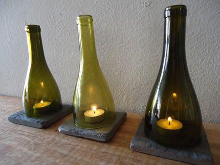 perierga.gr - Γυάλινα μπουκάλια σε... διαφορετικές χρήσεις!
