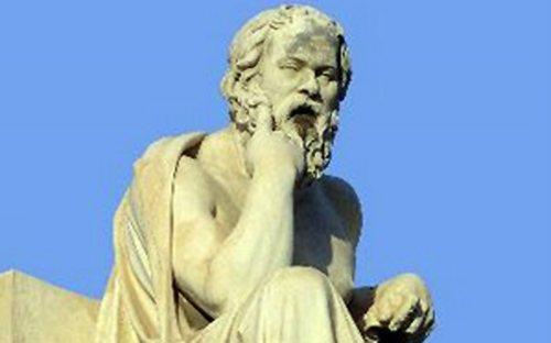 Perierga.gr - Η απολογία του Σωκράτη και το κώνειο