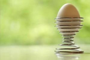 Τι παθαίνει ένα αβγό στο ξίδι;