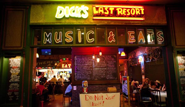 perierga.gr - Dick's Restaurant: Το πιο... προσβλητικό εστιατόριο!