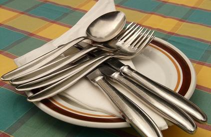 perierga.gr - Τα μαχαιροπίρουνα επηρεάζουν τη γεύση!