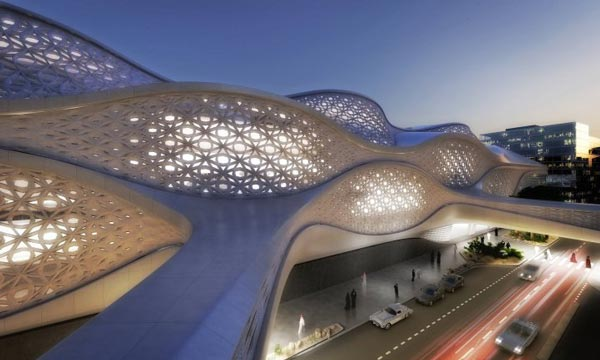 perierga.gr - Το εκπληκτικό Μετρό της Σαουδικής Αραβίας!