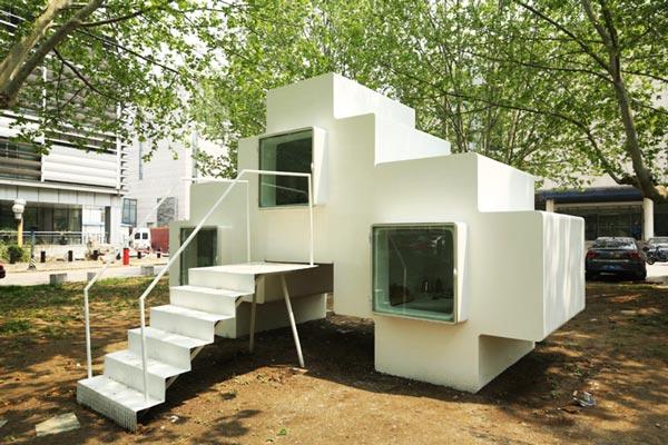 perierga.gr - Σπίτι... Tetris για εκκεντρικούς!