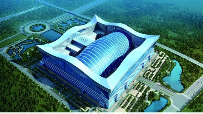 Perierga.gr - Tο μεγαλύτερο κτήριο στον κόσμο