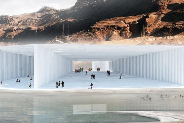 perierga.gr - Κτήριο εξ ολοκλήρου φτιαγμένο από αλάτι!
