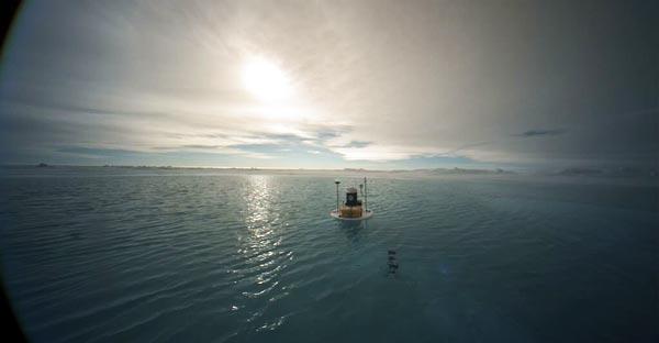 perierga.gr - Ο Βόρειος Πόλος πριν και μετά το λιώσιμο των πάγων (βίντεο)