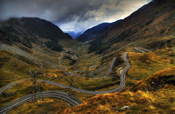 perierga.gr - Transfãgărăşan Road: Μια extreme διαδρομή!
