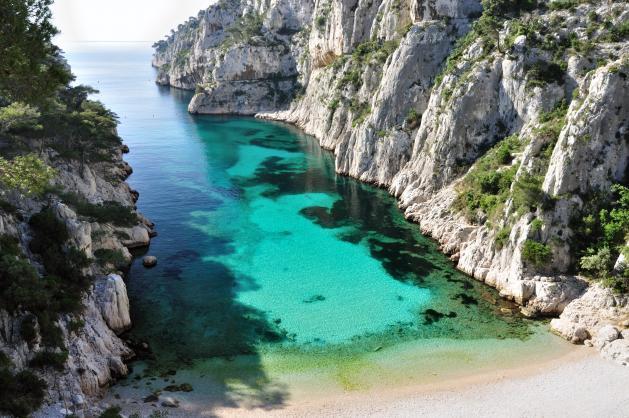 Calanque d'En Vau: Μια μαγευτική… κρυφή παραλία!