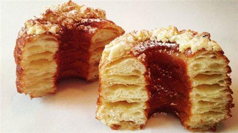 Perierga.gr - To γλυκό «cronut» κατακτά τη Νέα Υόρκη