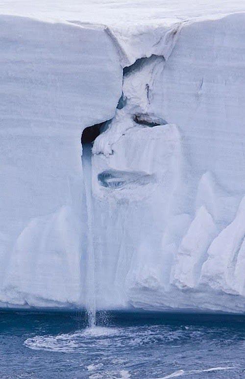 perierga.gr - Η μητέρα φύση... κλαίει!