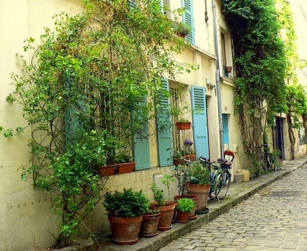 perierga.gr - Η γραφική οδός Θερμοπυλών στο Παρίσι
