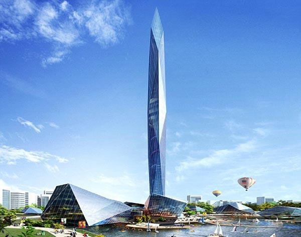 """perierga.gr - Ετοιμάζεται ο πρώτος """"αόρατος"""" ουρανοξύστης στον κόσμο!"""