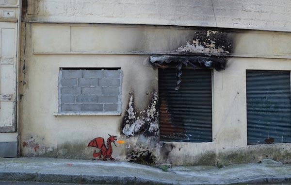 perierga.gr - Πανέξυπνη... τέχνη του δρόμου!