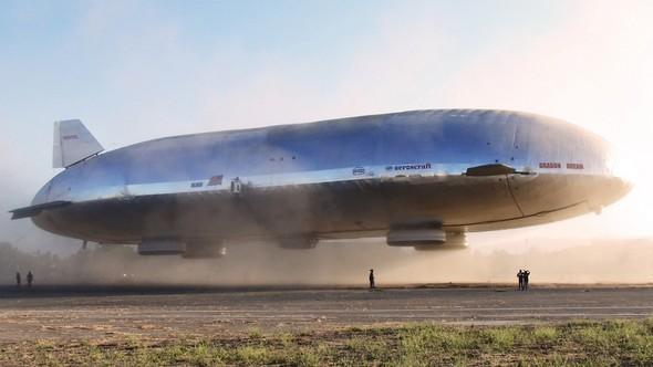 perierga.gr - Pelican: Το μεγαλύτερο αερόπλοιο στον κόσμο είναι έτοιμο!