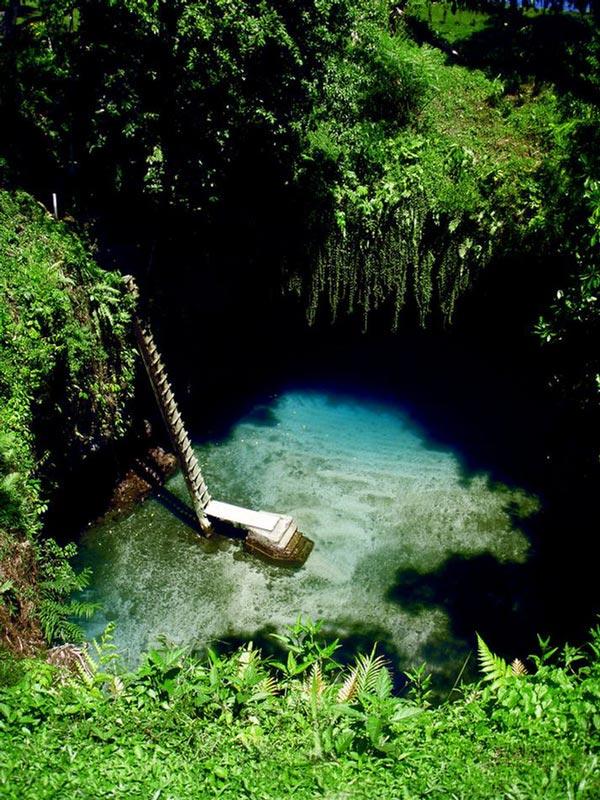 perierga.gr - Ένας μικρός υδάτινος παράδεισος!