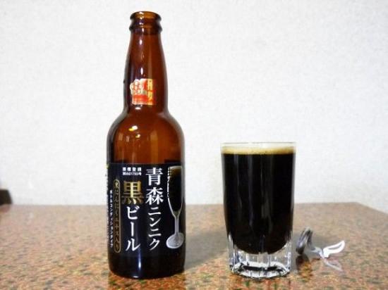 perierga.gr - Μαύρη μπύρα με άρωμα... σκόρδου!