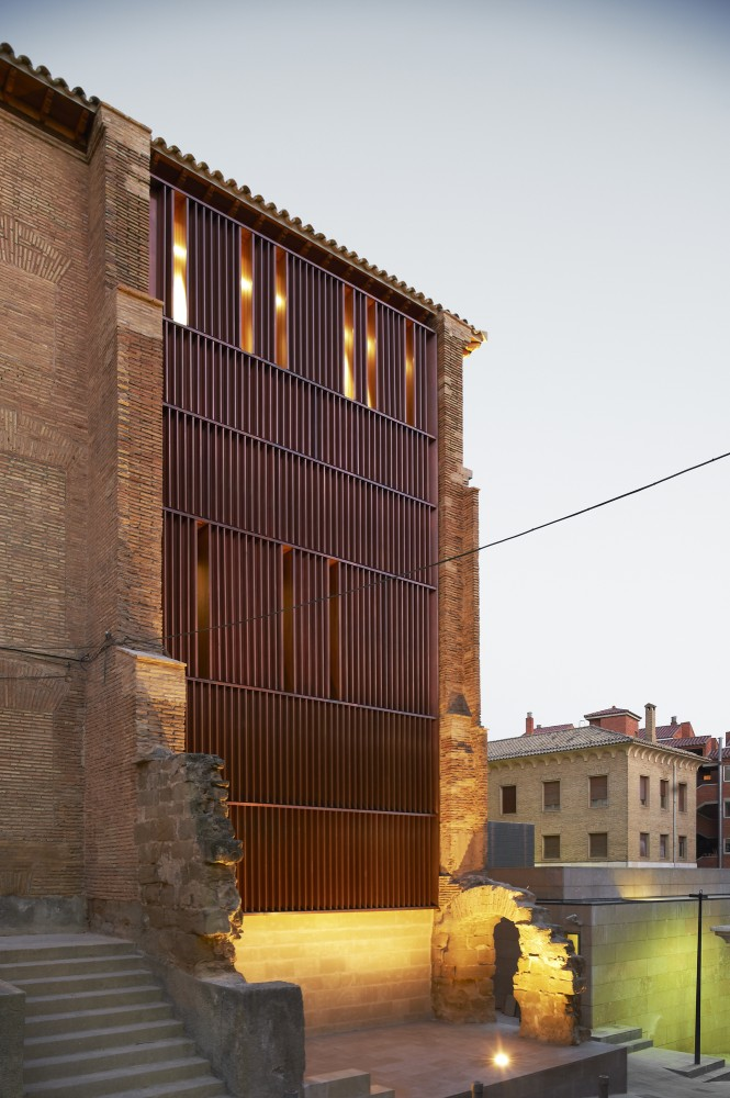 perierga.gr - Εκπληκτικές δομές συνδυάζουν το παλιό με το νέο!