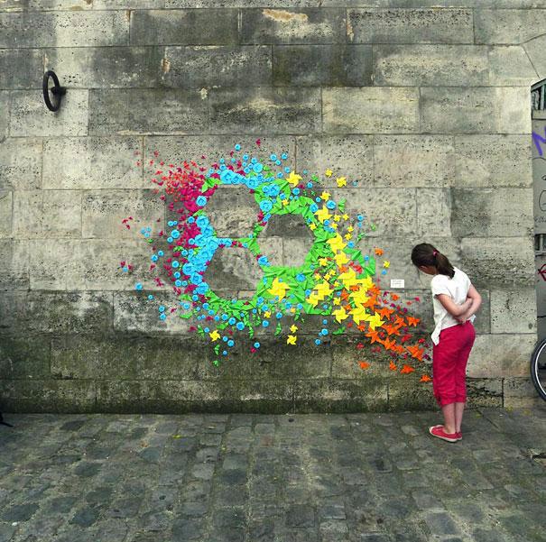 perierga.gr - Εκπληκτικά έργα τέχνης από χαρτί!