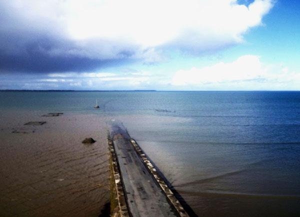 perierga.gr - Μαγευτικές διαδρομές διασχίζουν τη θάλασσα!