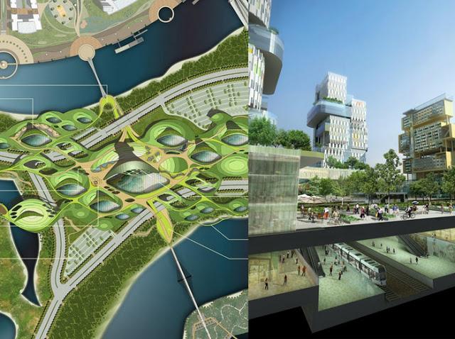 perierga.gr - Η πρώτη αειφορική πόλη στο Πεκίνο!