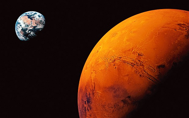 perierga.gr - Η NASA παρουσιάζει πώς ήταν ο Άρης πριν 4 δις χρόνια!