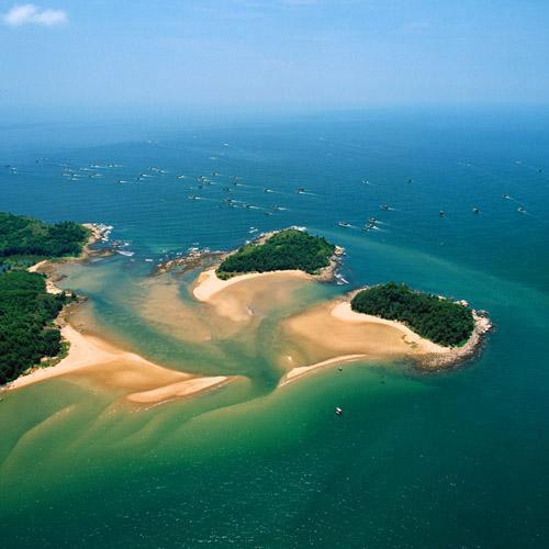 perierga.gr - Τα 10 ωραιότερα (και άγνωστα) νησιά της Κίνας!