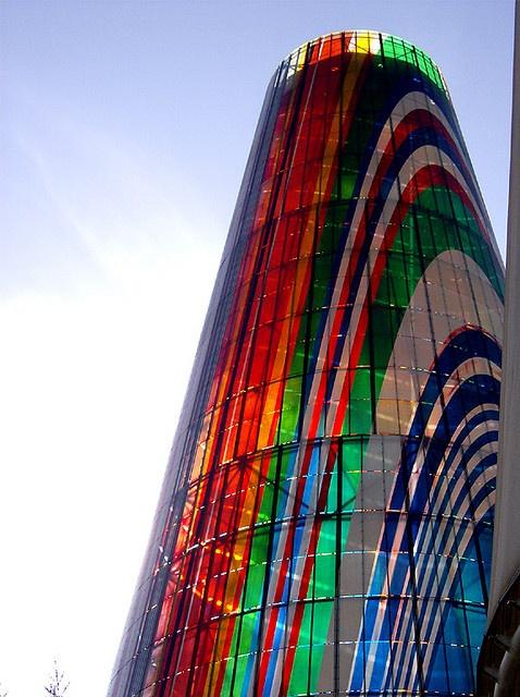 perierga.gr - Πολύχρωμες προσόψεις κτηρίων στον κόσμο!